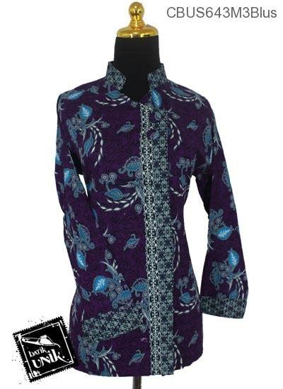 Gamis Smoke Kholifah Motif Abstrak 3 baju batik sarimbit blus motif abstrak godhong tetehan blus panjang murah batikunik