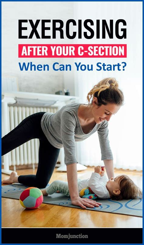 working out after c section 943 best advice for new moms images on pinterest baby