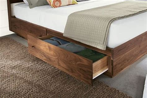 bed design with storage how to build a platform bed with drawers underneath woodworking projects