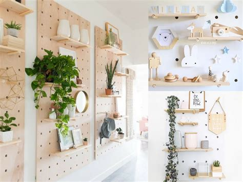 pegboard ideas 25 pegboard ideas to organize every room in the house