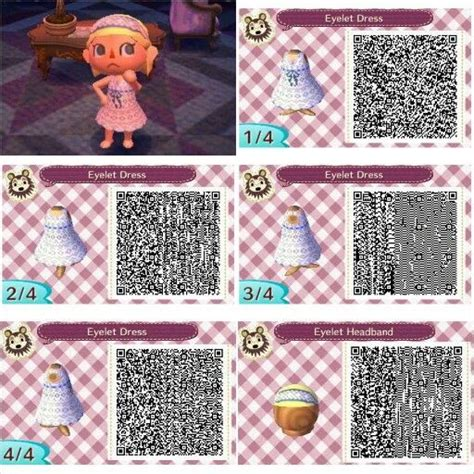 animal crossing new leaf qr codes hair 24 best animal crossing new leaf images on pinterest
