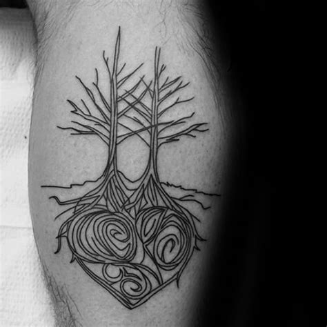roots tattoo 30 creative tree roots designs amazing ideas