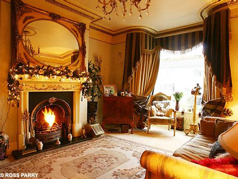 Stately Home From The Inside the simple terraced house that looks like a stately home