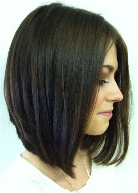 medium length stacked hair cuts layered haircuts for shoulder length hair hair world