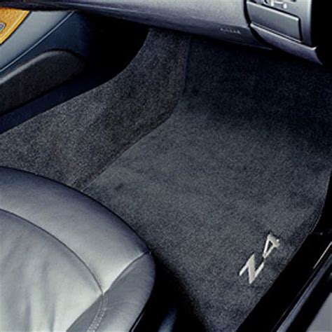 shopbmwusa com bmw z4 embroidered floor mat