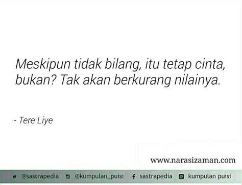 Rindu Tereliye By Goedang Books sajak by tere liye poetry poem part 1