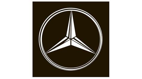 Auto Logo Mit Sternen by Mercedes Logo Mercedes Zeichen Vektor Bedeutendes Logo