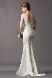 lace sleeve wedding dresses half sleeve tank top brush lace sheath column