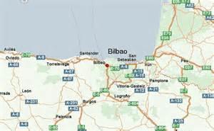 Bilbao Spain Map by Lindsay Lohan Design Bilbao Spain Map