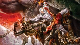 god of war 2 game hdtv wallpapers hd wallpapers