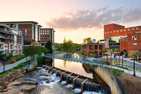 Greenville Sc The 10 Places In The Us You Absolutely To Visit In 2015