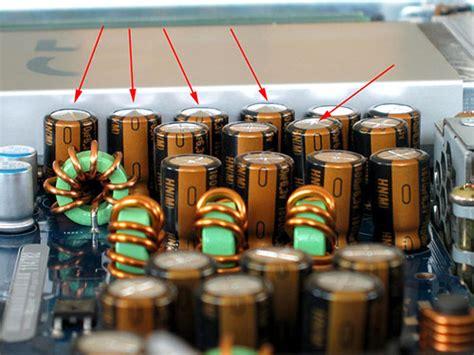 bad capacitor tv photos bad capacitors zdnet