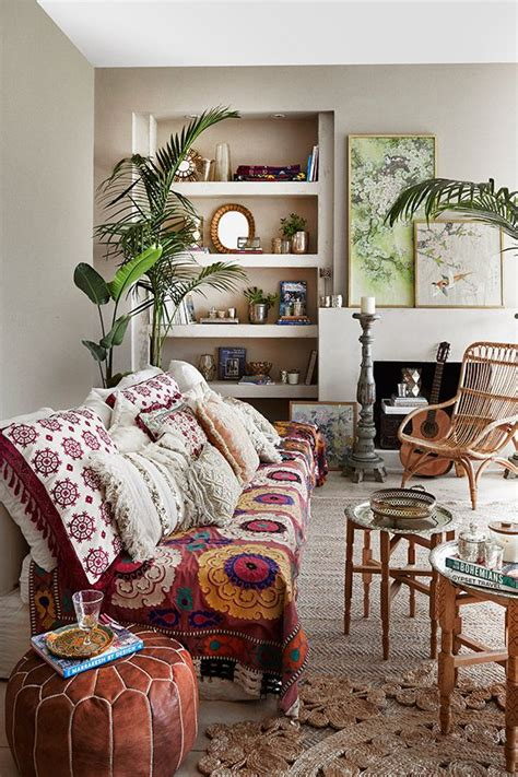chic home decor best 25 bohemian chic decor ideas only on