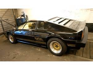 Lotus Cars For Sale 1983 Lotus Esprit For Sale Classic Cars For Sale Uk