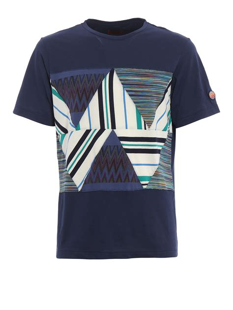 Patchwork T Shirts - patchwork by missoni t shirts ikrix