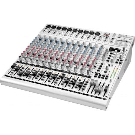 Mixer Behringer 24 Channel Bekas behringer x2442fx xenyx mixer usb penrith light and sound