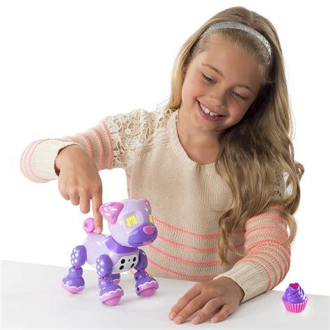 zoomer zuppies tiny puppy zoomer zuppies interactive puppy zuppy cupcake toys
