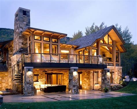 25 best ideas about modern mountain home on pinterest 25 best ideas about walkout basement on pinterest