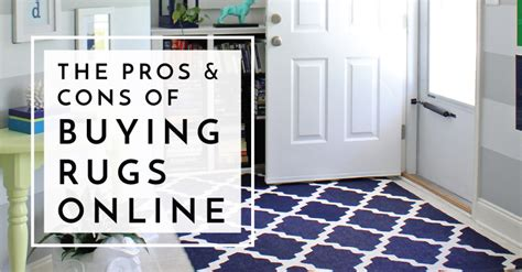 Rugs Pros And Cons by Pros And Cons Of Buying Rugs The Homes I Made