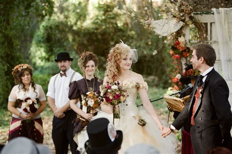 Log Home Design Ideas Planning Guide by Victorian Steampunk Wedding Ruffled