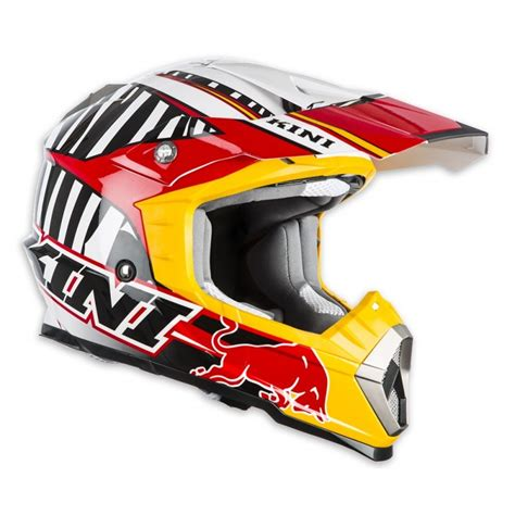 redbull motocross helmet equipement cross