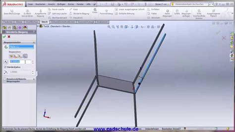 tutorial solidworks deutsch solidworks deutsch tutorial grundlagen blech sheet metal