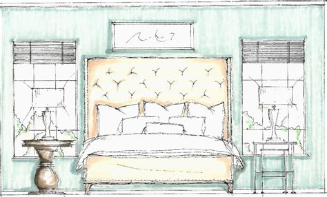 learn interior design basics learn interior design basics bedroom elevation drawing