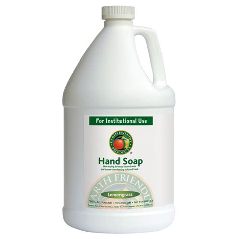And Soap Earth Friendly Products Soap Lemongrass 1 Gallon
