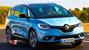 Renault Grand Scenic Test New Renault Grand Scenic 2017 Test Drive Only