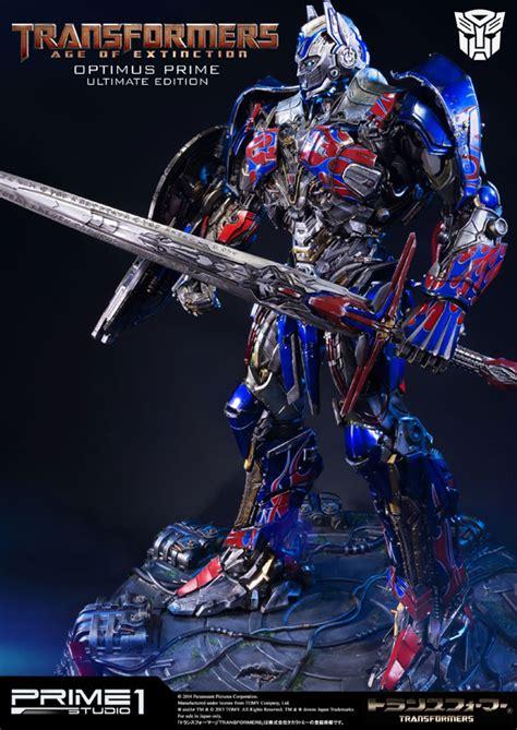 prime  studio transformers age  extinction optimus