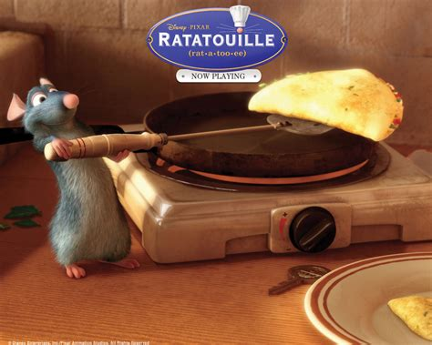 Who Is Your Favorite Chef Of 2007 by Princess Gallery Ratatouille