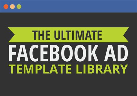 advertising templates for facebook the 7 step facebook advertising game plan digitalmarketer