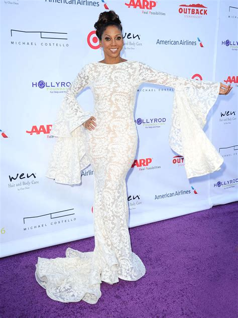 html layout gala holly robinson peete hollyrod foundation s 2016