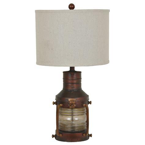 Shower Screens Bath copper lantern table lamp