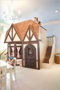 Doll House Loft Bunk Bed 5 Unique Bunk Bed Ideas