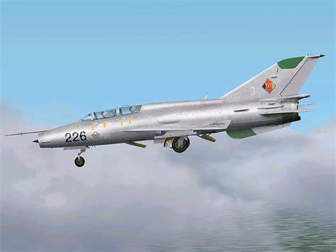 legendary mig  fs fs military aircraft fs add ons  captainsim