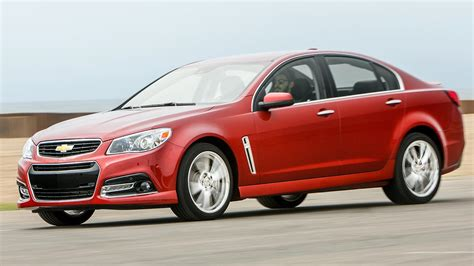 chevrolet sedan 2016 chevrolet ss is the best sport sedan
