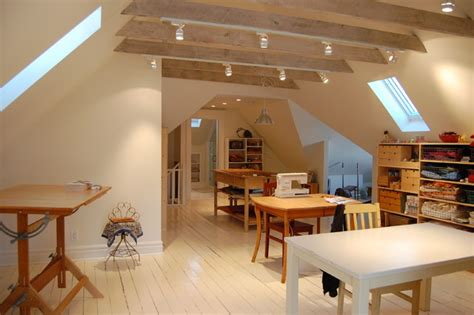 Home Designer Pro Attic Attic Renovations Traditional Home Office Toronto