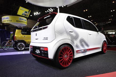 Suzuki Alto Turbo Suzuki Alto Turbo Rs Revealed At Tokyo Auto Salon