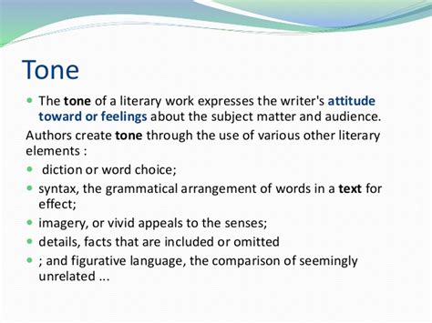 themes and ringtone literary devices introduction to theme mood and tone