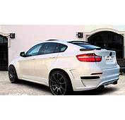 BMW X6  E71 Tuning Body Kit YouTube
