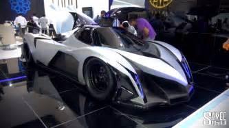 V16 Lamborghini 5 000hp Devel Sixteen V16 Hypercar With 560km H