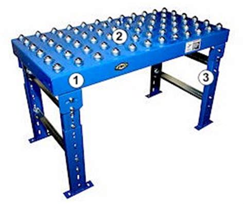 transfer table designed for table top transfers