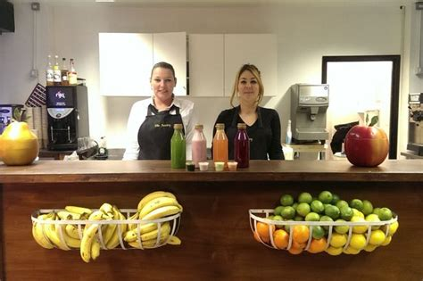 Detox Drinks Liverpool fancy a january detox juice craze hits liverpool with new