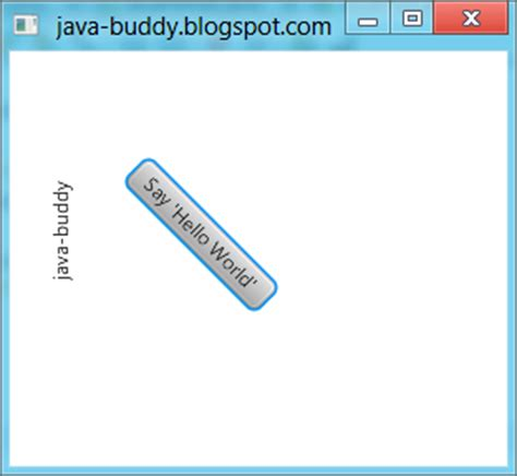 javafx layout bounds java buddy implement vertical label by calling setrotate