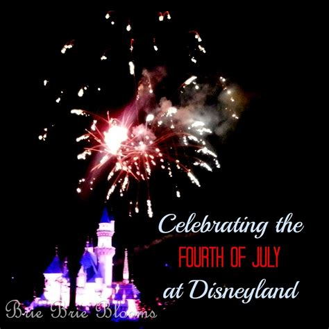 celebrating the 4th of july with children book celebrating the fourth of july at disneyland brie brie