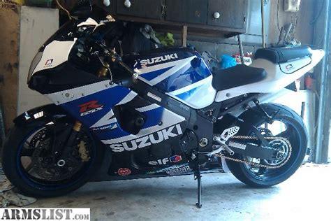 2004 Suzuki Gsxr 1000 For Sale Armslist For Sale 2004 Suzuki Gsxr 1000 Mat Mladin Edition