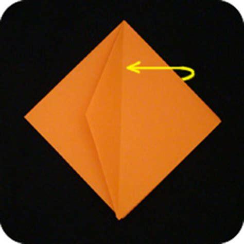 origami pumpkins food ideas
