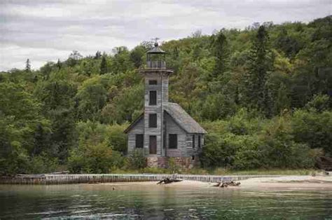Tiny Homes Austin coolest abandoned places in michigan thrillist