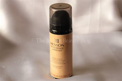 Makeup Revlon revlon photoready airbrush mousse makeup ingrents 4k